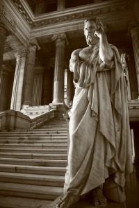 website statue